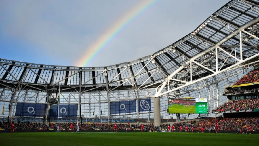 Profit, planet, and people: Dublin stadium's approach to sustainability
