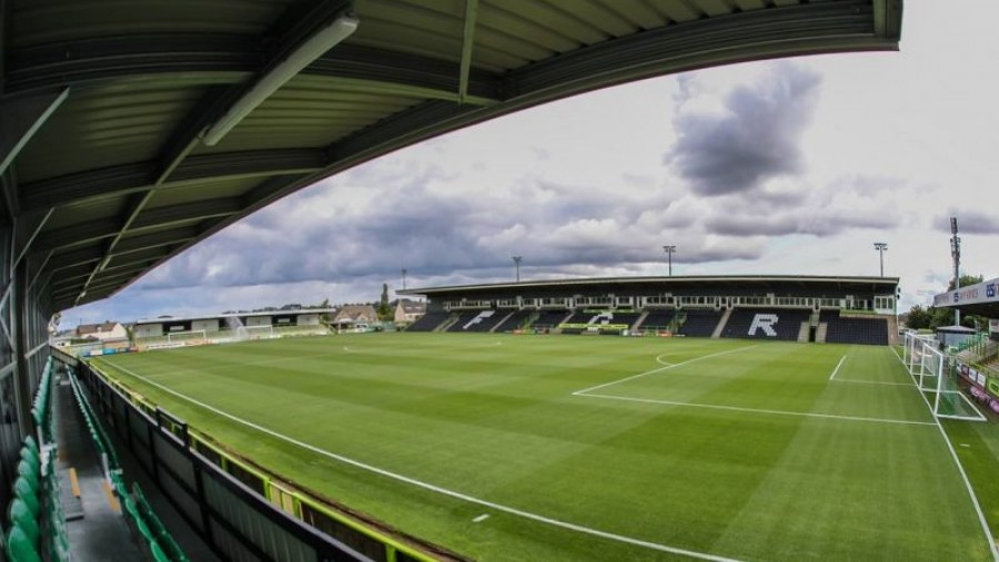 Forest Green Rovers, the world greenest football club