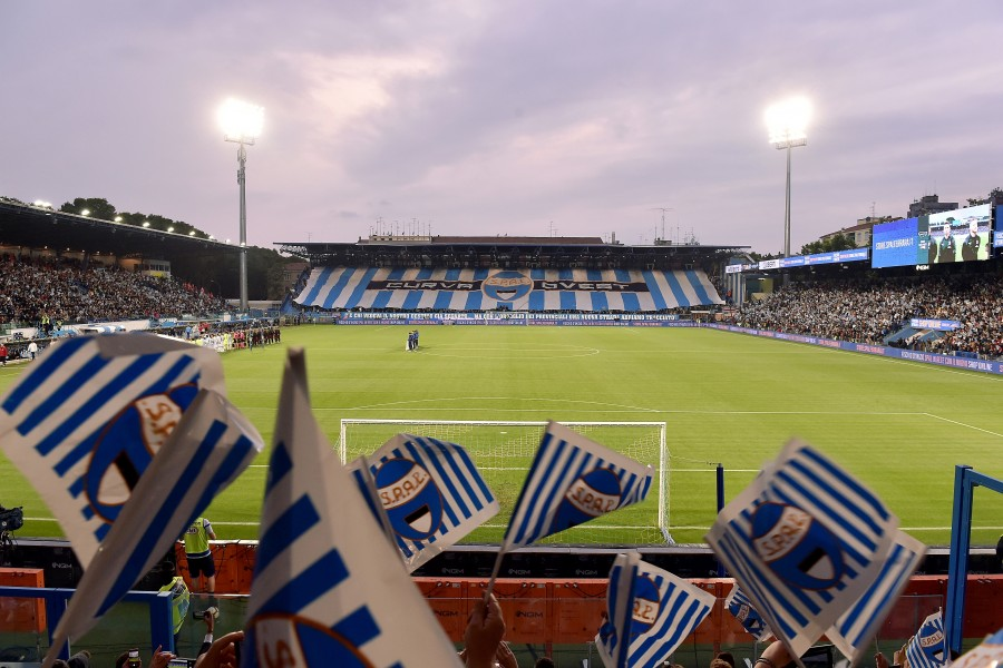 SPAL has joined the LIFE TACKLE project to improve the environmental management of football matches