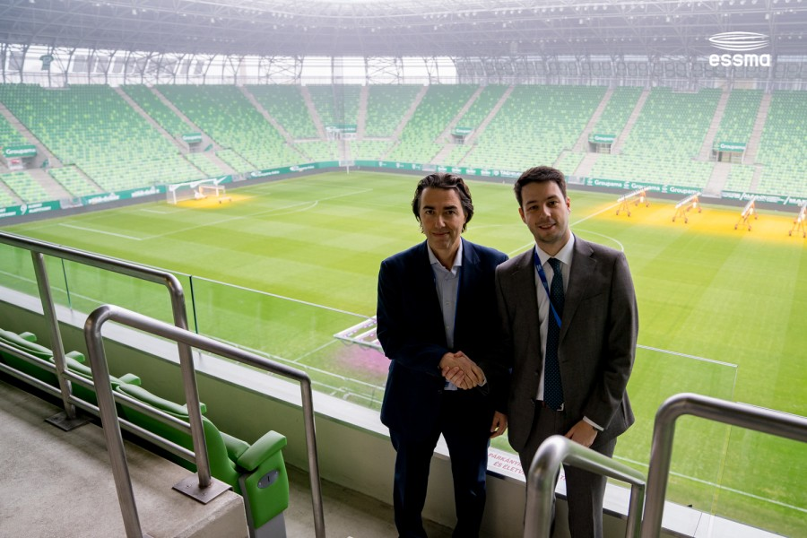 LIFE TACKLE and ESSMA join forces for more sustainable stadiums