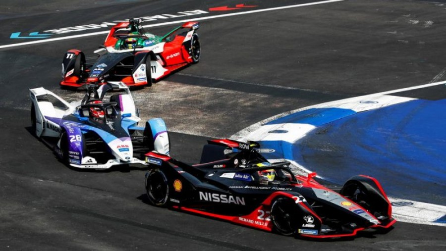 E-racing first motorsport to go carbon-neutral